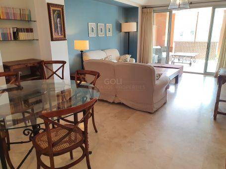 Holiday apartment on the Marina
