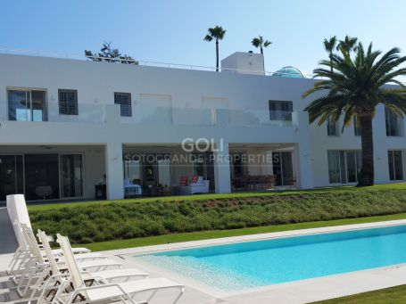 Exceptional villa for holiday rentals