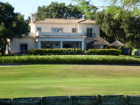 Beautiful villa on the golf course in San Roque Club
