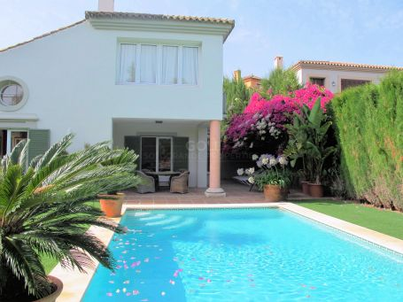 Charming property in Upper Sotogrande