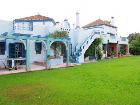 Very unusual villa