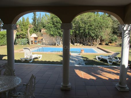 Cozy home in middle Sotogrande