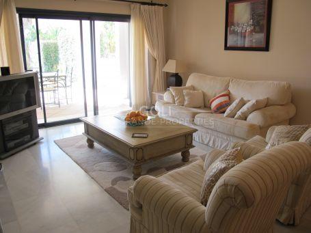 Elegante apartamento en planta baja