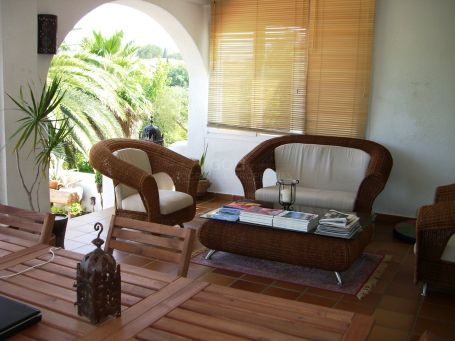 Villa for holiday rentals in B Zone