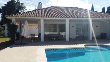 Comfortable villa on a quiet location