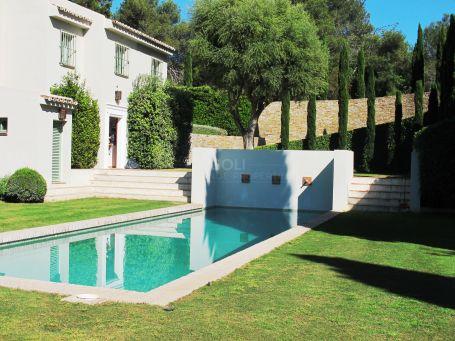 Comfortable villa in B Zone