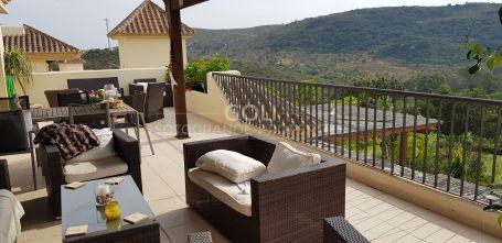 Unusual Apartment for sale in San Roque Golf Resort