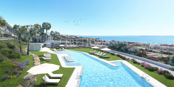 Brand new, ground floor apartments next to the golf, Casares