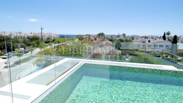 New development of villas in San Pedro de Alcántara, Marbella