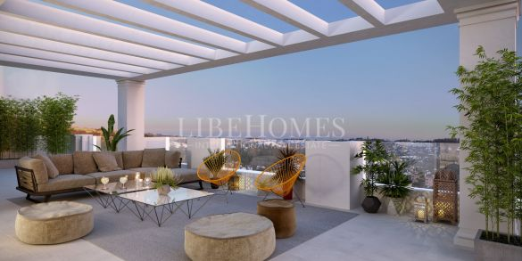 New penthouses, Golf Valley, Nueva Andalucia, Marbella
