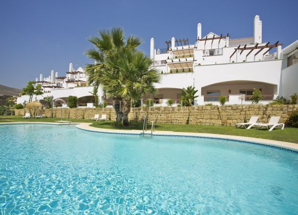 Apartment in the heart of the Golf Valley, Nueva Andalucía