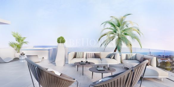 Offplan villa in elite resort Los Flamingos Golf, Benahavis