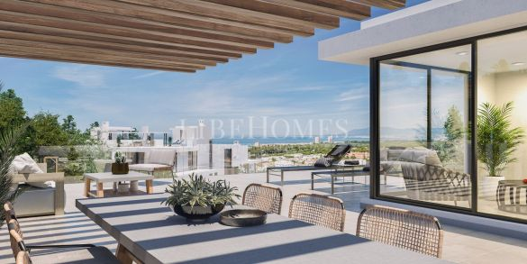 Penthouses in new development, Cabopino Golf, East Marbella
