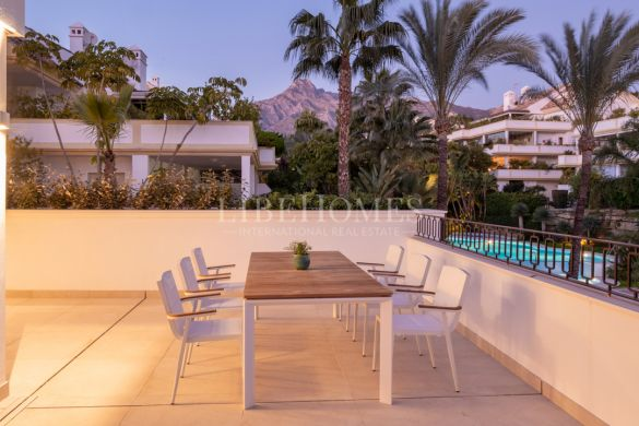 Programme neuf d'appartements, Lomas del Rey, Marbella Golden Mile