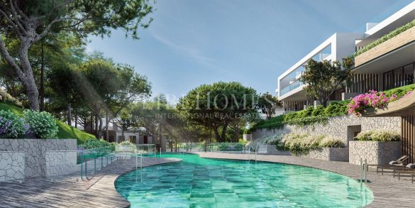 New ground floor apartments in Cabopino Golf, East Marbella