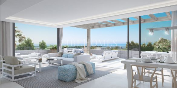 New apartment development, key ready, New Golden Mile, Estepona