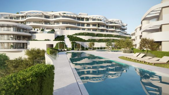 New ground floor apartments, Altos de La Quinta, Benahavis