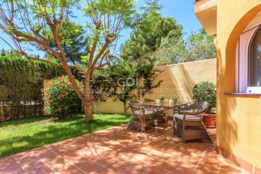 Brand new townhouse in Marbella Golden Mile