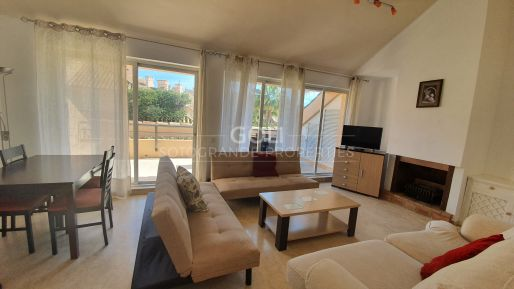 Two bedrooms penthouse in the Port