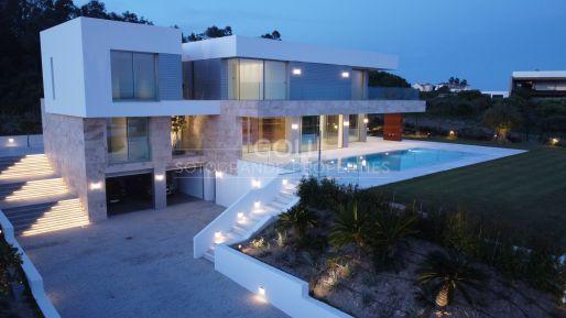 Brand new contemporary villa for sale in La Reserva