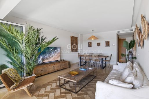 Exclusive 2 bedrooms apartment for sale in Ribera del Marlin