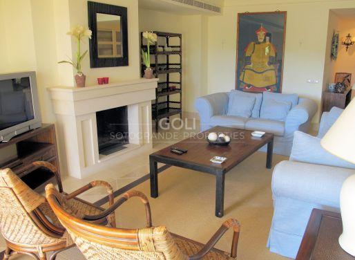 Spacious apartment in Valgrande for sale