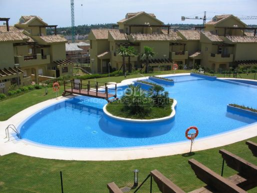 Apartment with viewings of la Cañada Golf Course