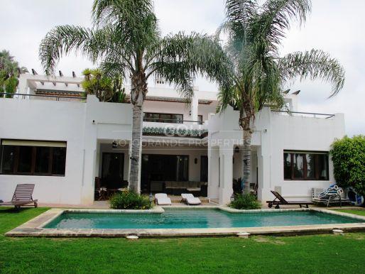 Beautiful villa with panoramic views
