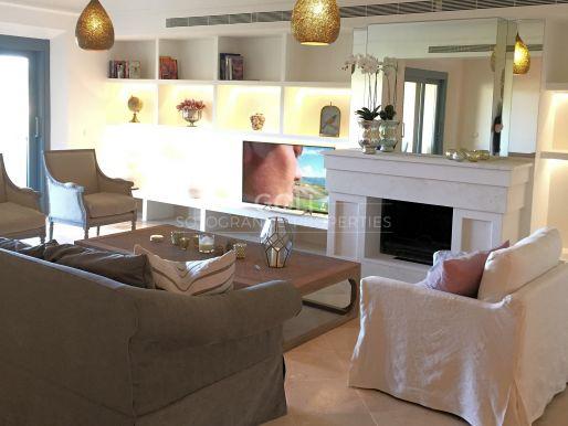 Espacioso apartamento completamente amueblado y decorado