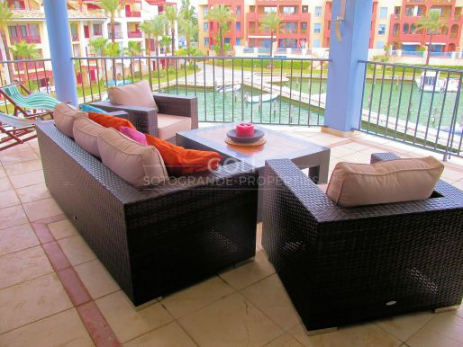 Bonito apartamento de vacaciones en Marina