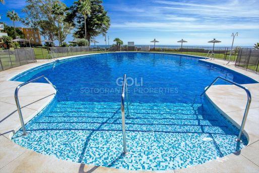 Beautiful apartment with sea views in Estepona - Granados Playa