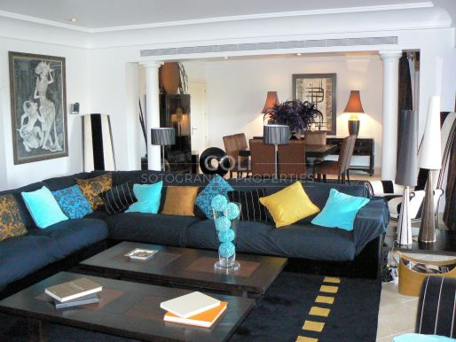 Apartamento magníficamente decorado