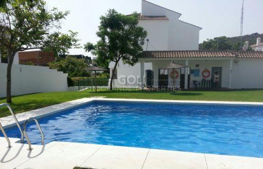 Casa de vacaciones perfecta en Guadiaro