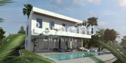 Elegant off-plan villa for sale in Mijas Costa, Marbella East