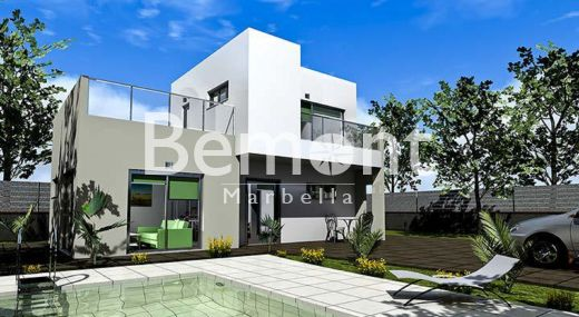 Contemporary villa for sale in Mijas Costa, Marbella East
