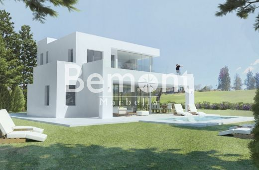 Brand new golf villa for sale in Mijas Golf, Marbella East