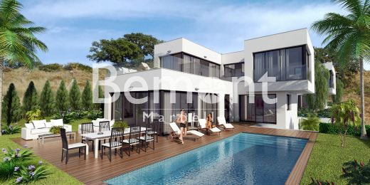 Outstanding off-plan villa for sale in La Cala de Mijas, Marbella East