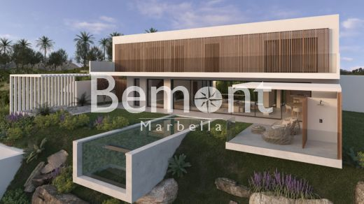 Exclusive villa in Casares Costa, Marbella West