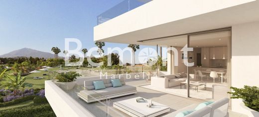 3 bedroom modern apartment for sale in Atalaya Golf - Estepona