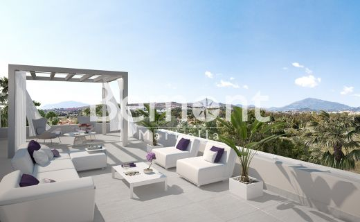 Brand new penthouse for sale in Atalaya Golf - Estepona