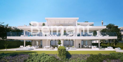 Brand new 3 bedroom apartment for sale in Marbella West