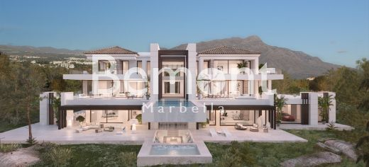 Exclusive modern off-plan villa in Marbella West
