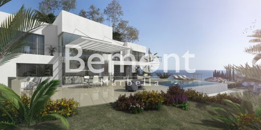 Contemporary off-plan villa for sale in Cabopino, Marbella East