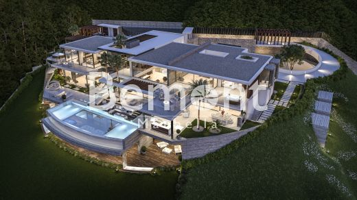 Exclusive 7 bedroom villa for sale in La Zagaleta, Marbella, Spain