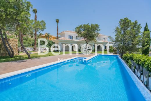 5 bedroom villa for sale in Sierra Blanca, Marbella, Spain