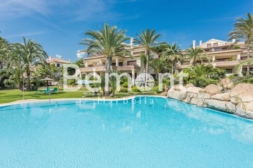 3 Bedroom beach-side and golf apartment for sale in Marbella East, Spain