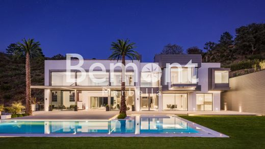 Fabulous exclusive villa for sale in La Zagaleta, Marbella West, Spain