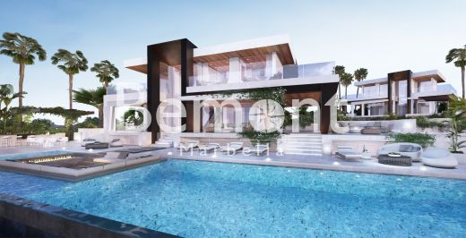 2 luxury off-plan villas for sale in Nueva Andalucia, Marbella