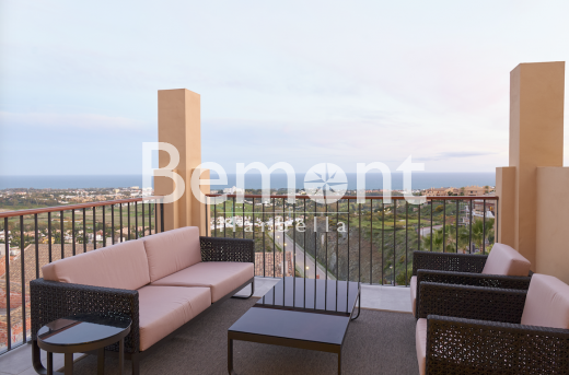 Brand new penthouse for sale in Marbella West, Costa del Sol
