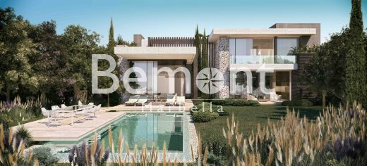 Luxury outstanding off-plan villa for sale in La Quinta, Marbella West